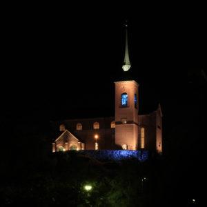 Lights in Nynäshamn