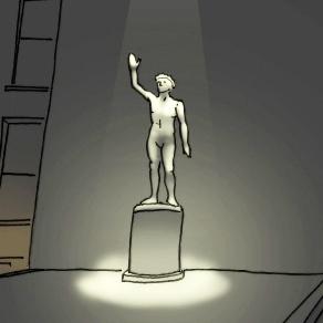 Urban Lightscape – Wettbewerb Rom